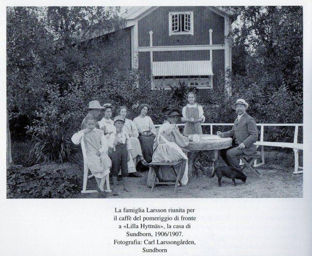 La famiglia Larsson