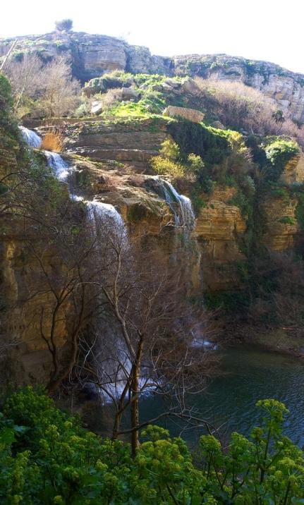 Cascata-delle-due-rocche-corleone-tex-willer-canyon