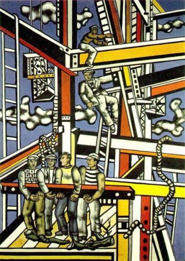 F. Léger-I costruttori-1950-Xavier-Monsalvatje