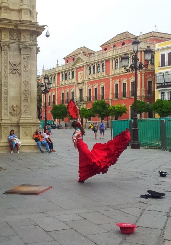 Ballerina-di-Siviglia-flamenco-