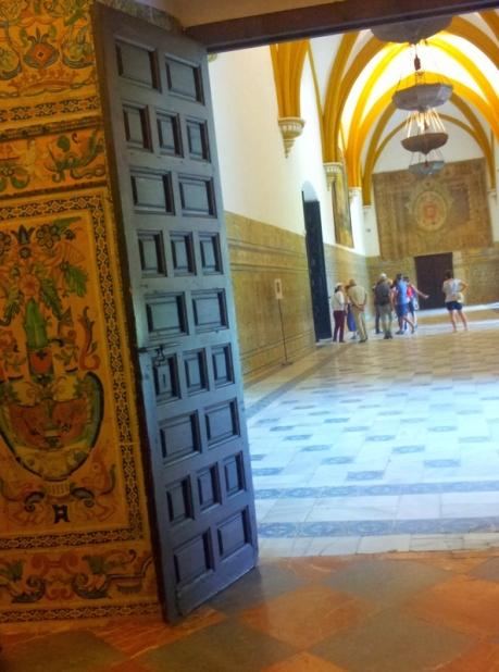 Maioliche-stile-italo-fiammingo-real-Alcázar- siviglia-