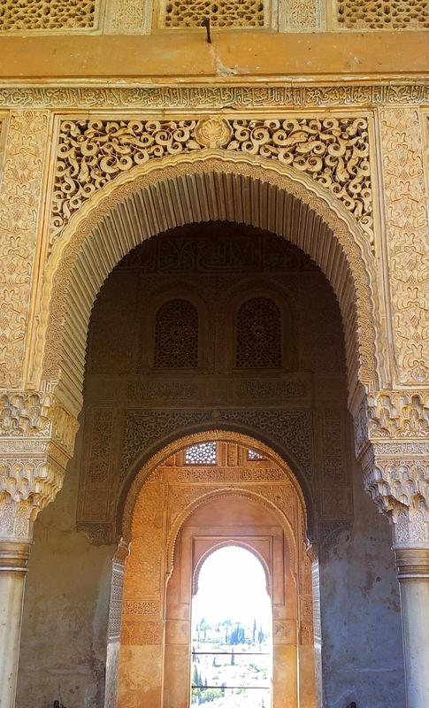 meandri-nell'architettura-dell'Alhambra-Granada-