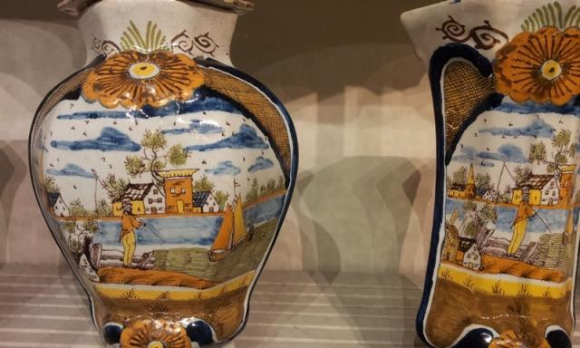 De-Koninklijke-Porceleyne-Fles-Royal-Delft-polychrome-ceramic